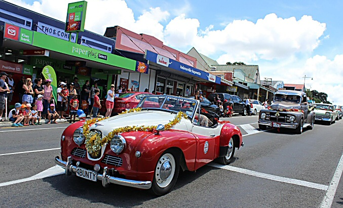 Jowett Jupiter in NZ