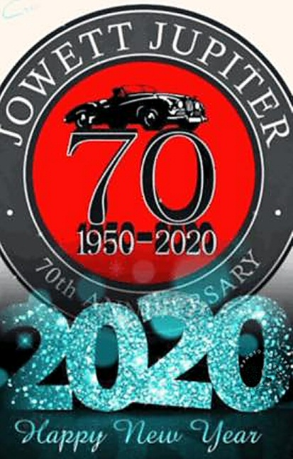 Jowett Jupiter 70th anniversary