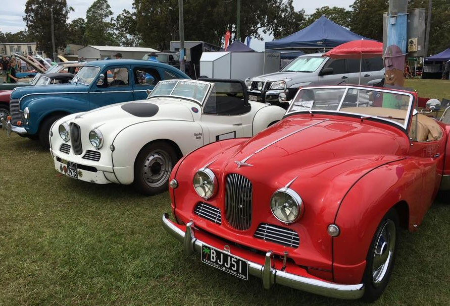 Jowett Jupiters in NZ 2016