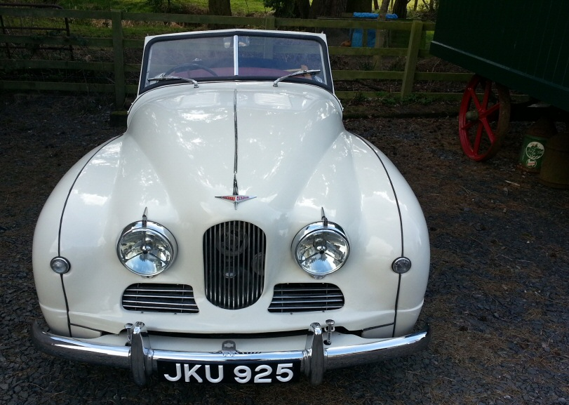 Jowett Jupiter restored in 2016
