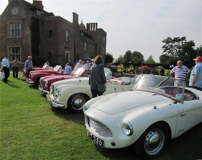 Jowett Jupiter line-up includes R4 Jupiter