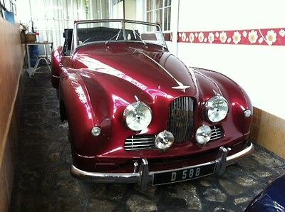 Jowett Juoiter red