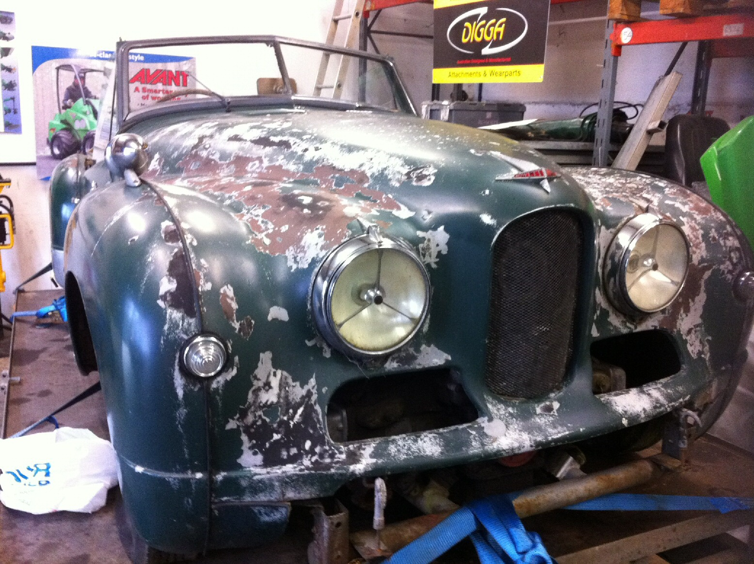 Jowett Jupiter to be restored