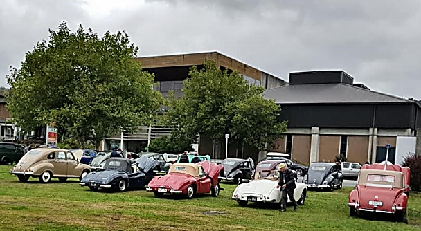 Jowett Jupiters in New Zealand April 2019
