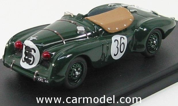 Jowett Jupiter model of Le Mans GKW 111