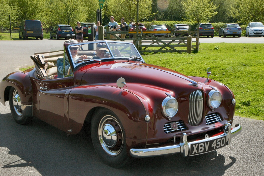 Jowett Jupiter restored
