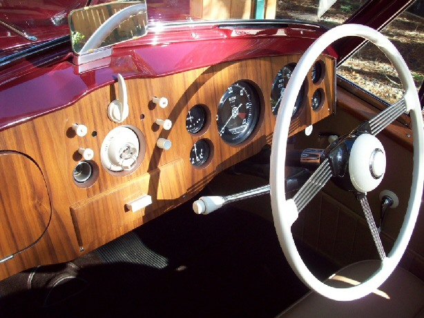 Jowett Jupiter well restored