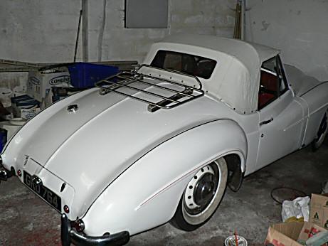 Prototype Jowett Jupiter chassis 5