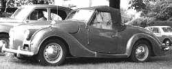 Jowett Jupiter with special body 4