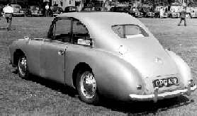 Jowett Jupiter with special body 2
