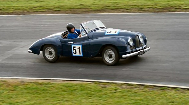 Jowett Jupiter wins classic car winter trial in NZ