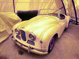 Jowett Jupiter for sale in Poland
