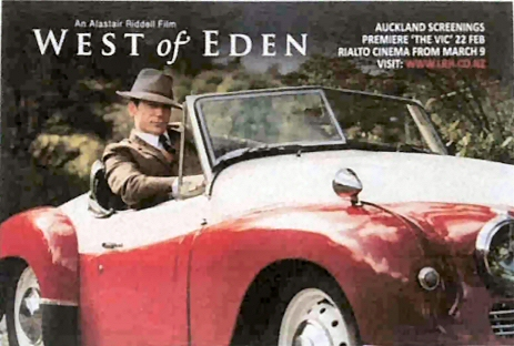 "Jowett Jupiter in film ""West of Eden"""