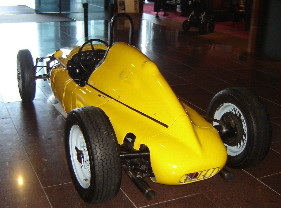 Wylie Jowett Javelin-powered single-seater for sale